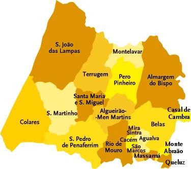 mapa das freguesias de sintra Abertura de Portas | Help24 mapa das freguesias de sintra